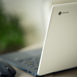 Chromebook is gaming laptop