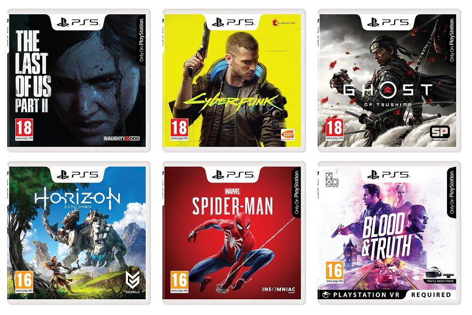 PS5 games op de PS4 spelen