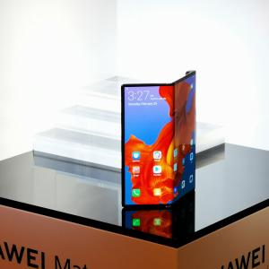 nieuwe-opvouwbare-telefoon van Huawei