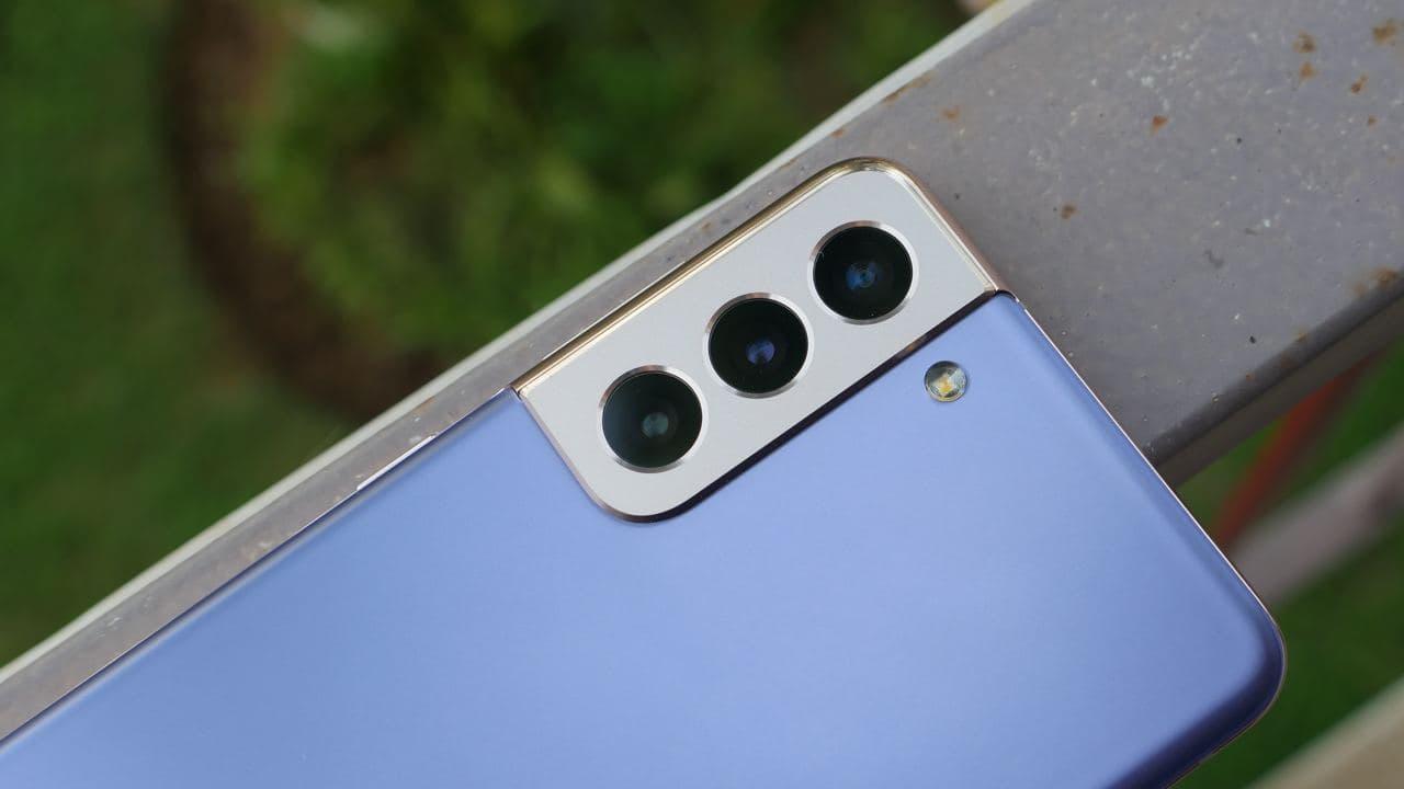 Een 120Hz scherm op een smartphone