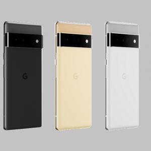 Releasedatum van de Google Pixel 6