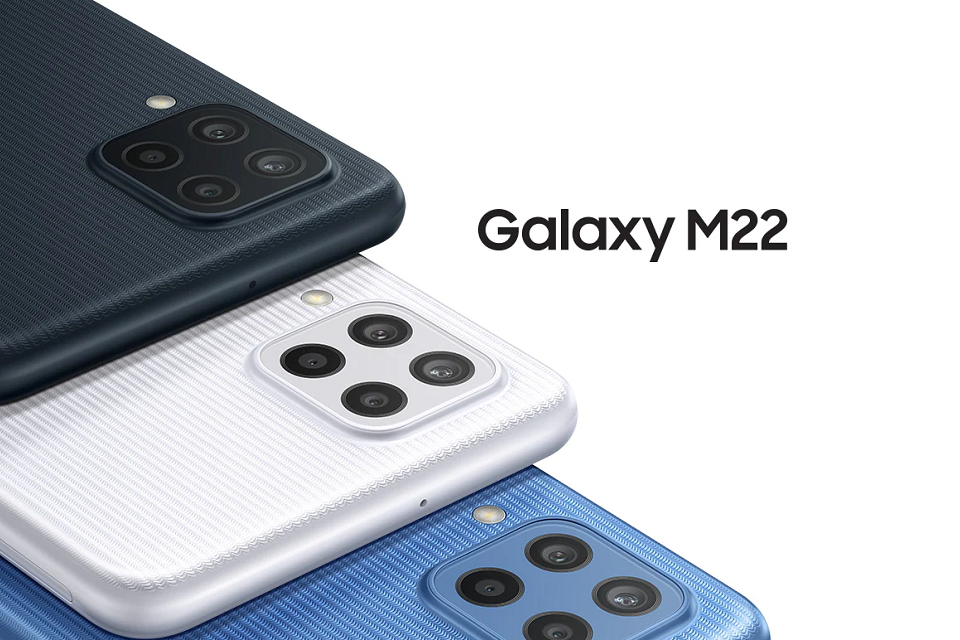 Samsung-Galaxy M22 releasedatum