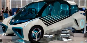 Auto Brennstoffzelle
