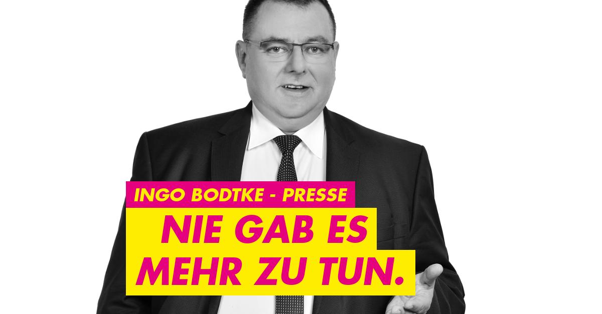 Ingo Bodtke - Presse