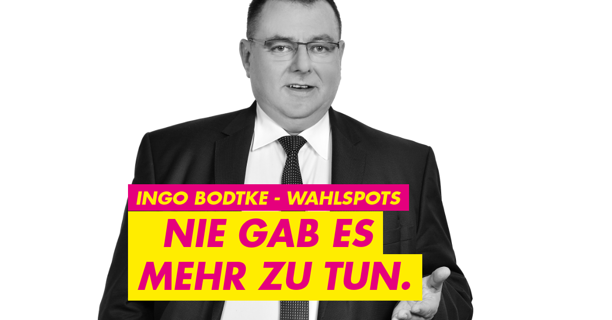 Ingo Bodtke Wahlspots