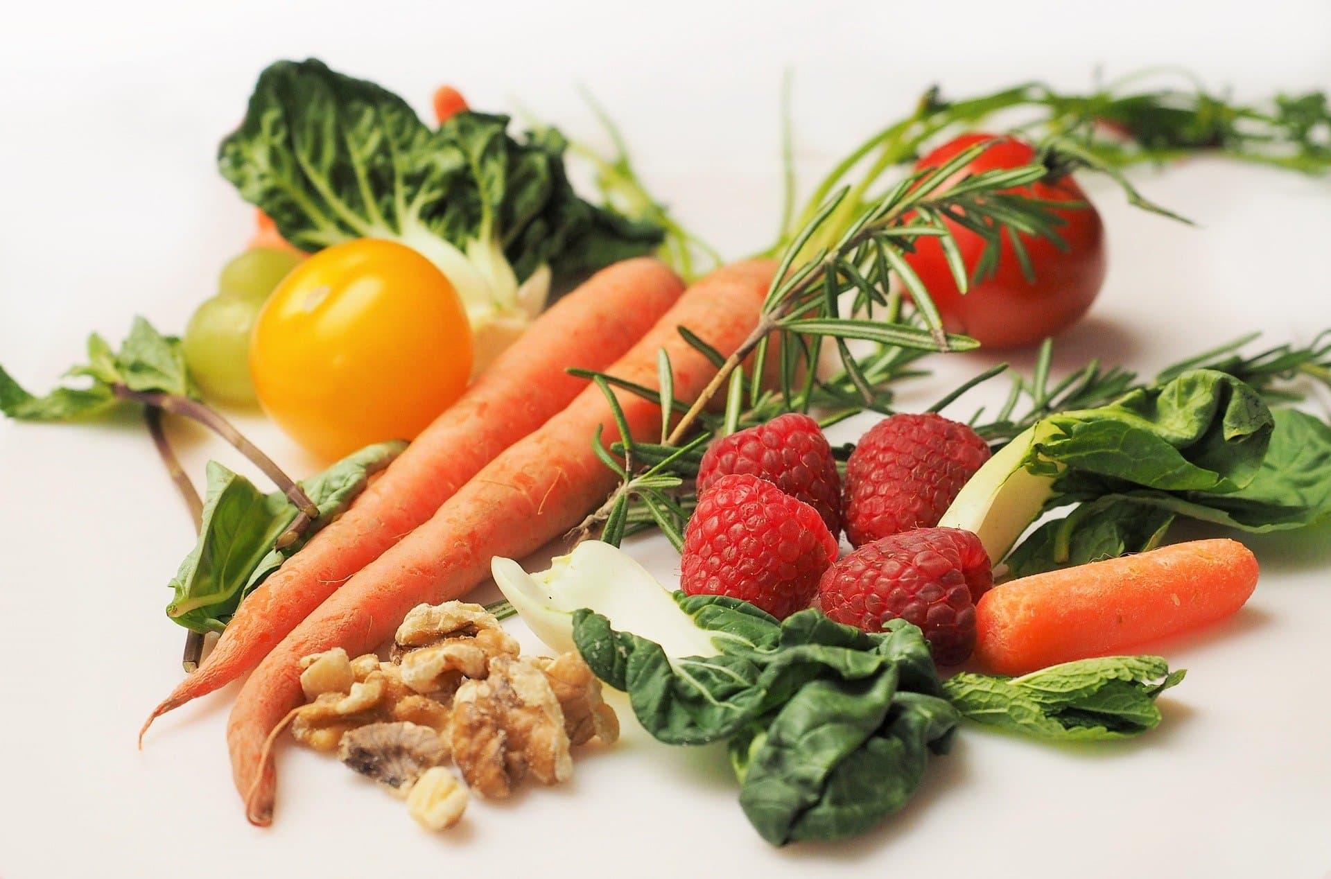 Immunsystem-Stärkung durch gesunde Ernährung