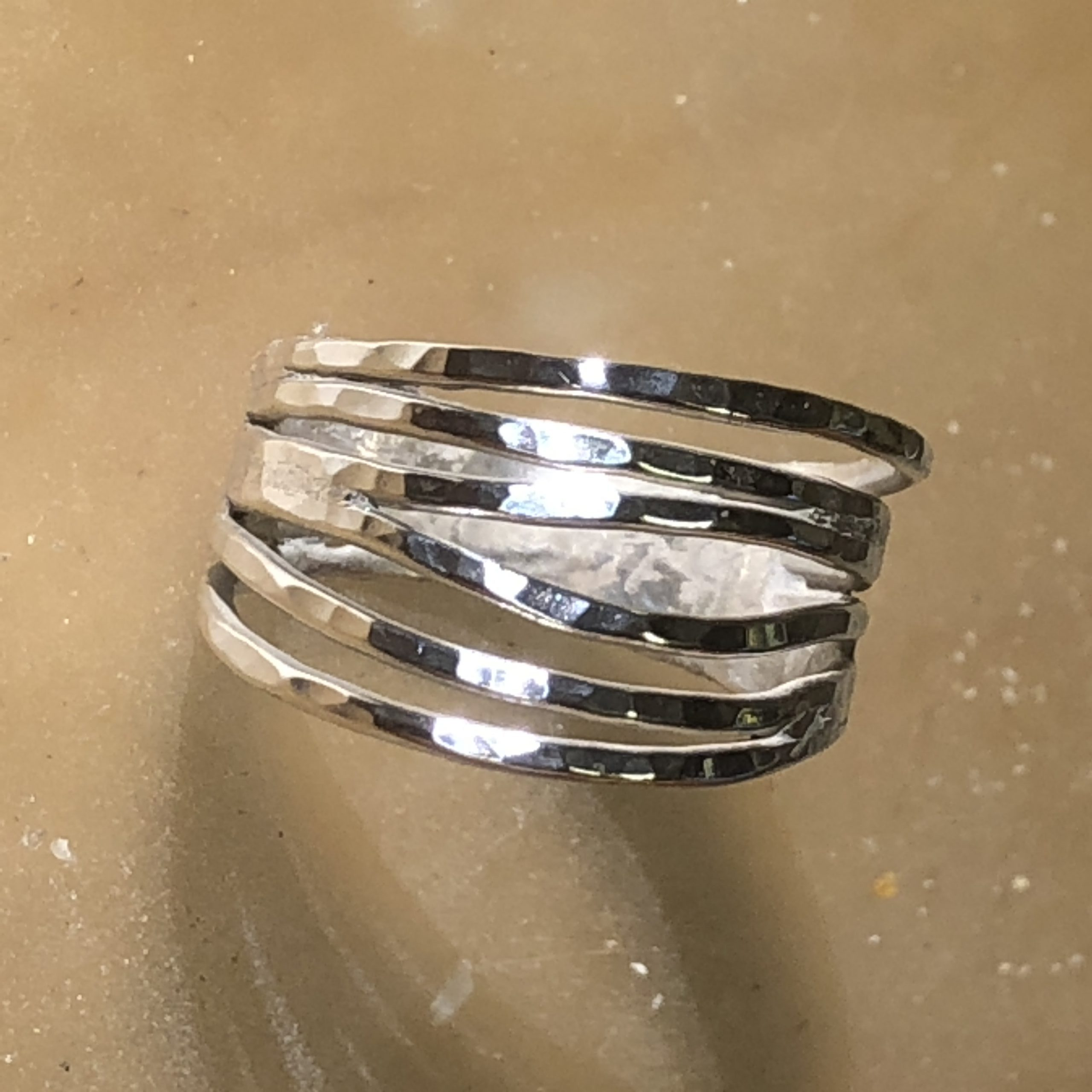 Multiring, silver