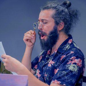 Mattia Ceniti Matt Aster Pizzaloro Dungeon Master Streamer