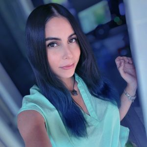 Sara Stefanizzi Kurolily Gamer Streamer Twitch Shiran