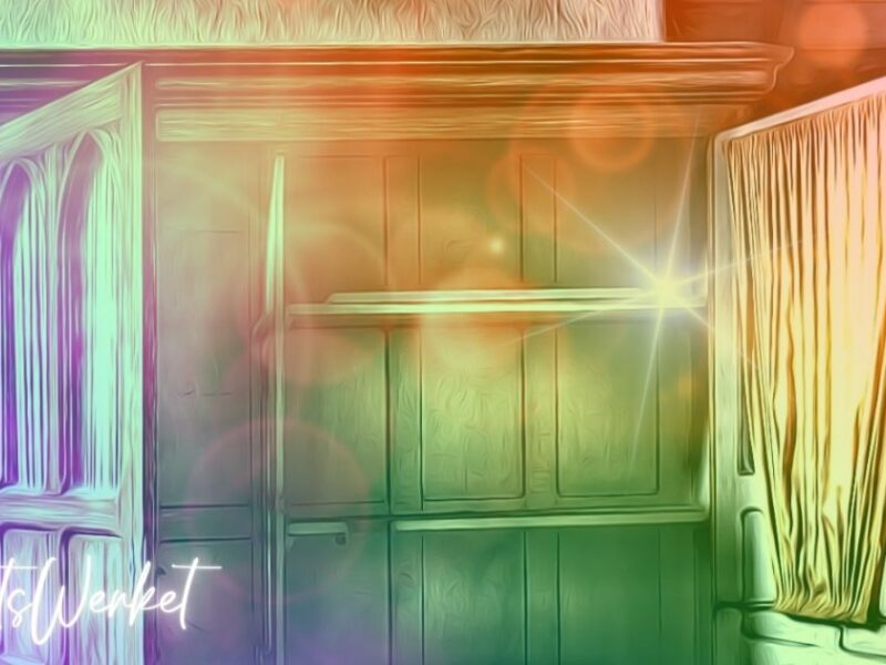 Kliva ur garderoben…