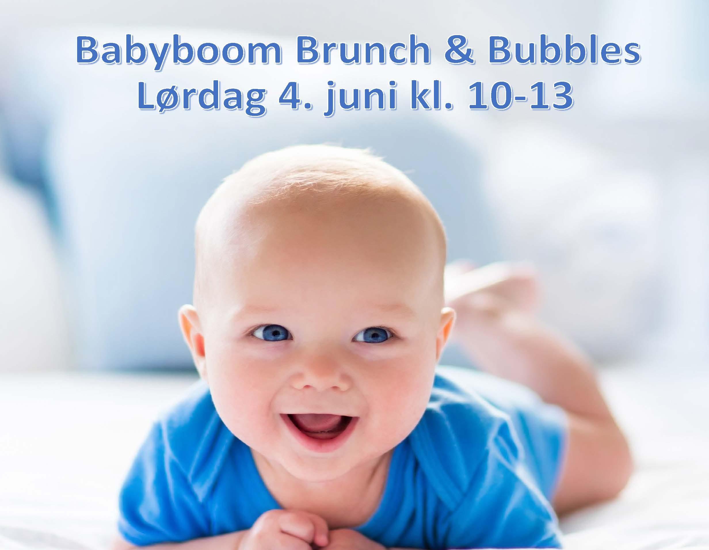 Baby Boom & Bubbles
