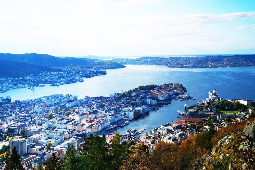 Bergen – en miljøkraft i verden