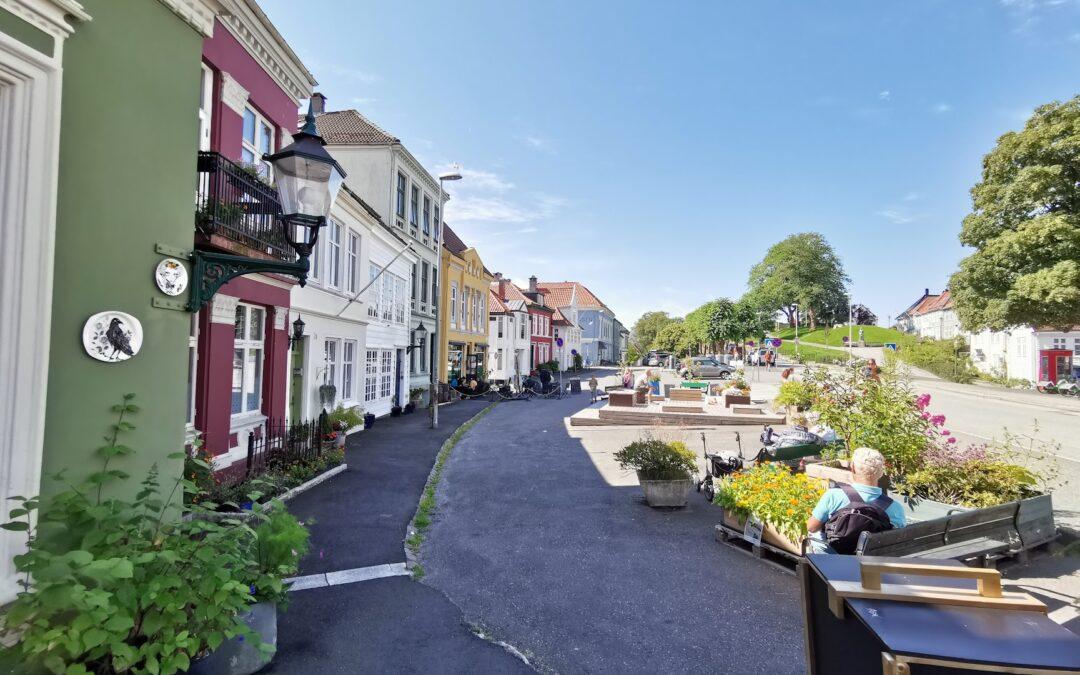 Bergen kan bli en oase