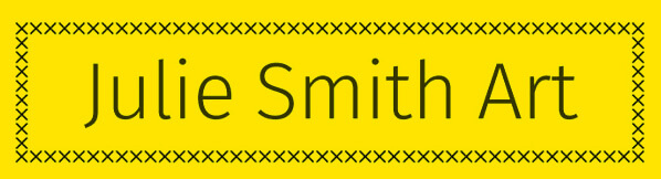 julie smith art logo