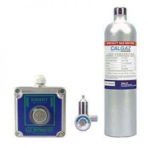 Kontroll av nivå flöde och gas