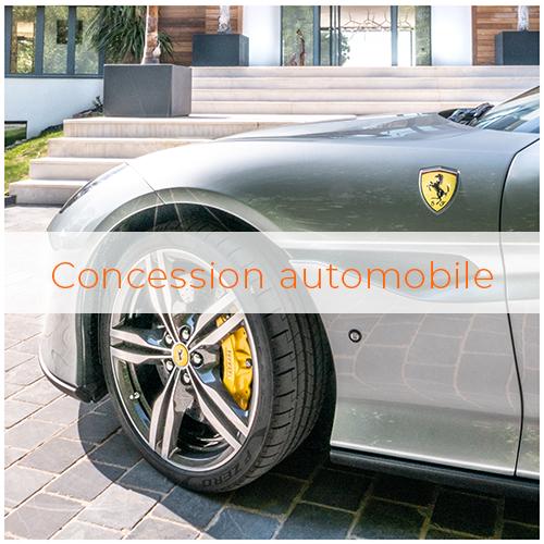 concession automobile
