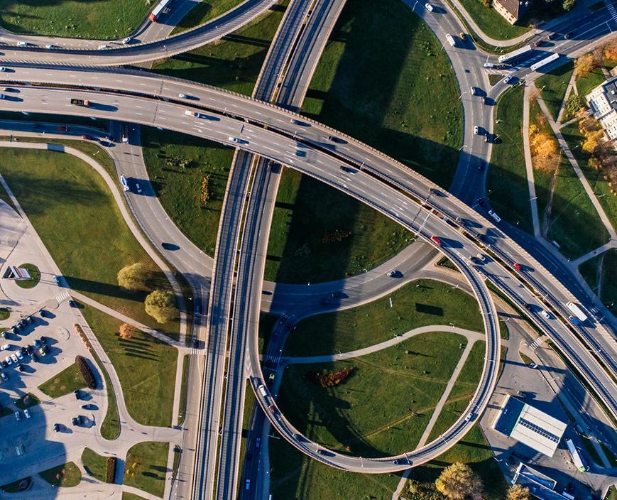 High-tech Roads
