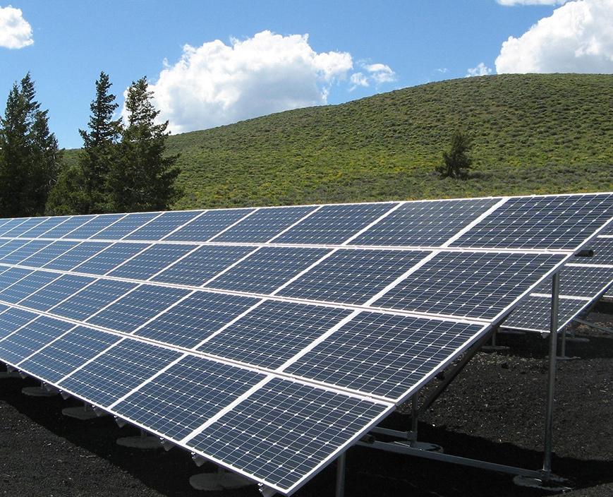 High-tech Solar