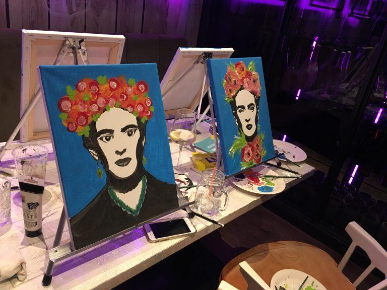 Frida Kahlo, Artnight Salzburg