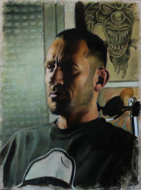 Phil Walter - Alex Portrait