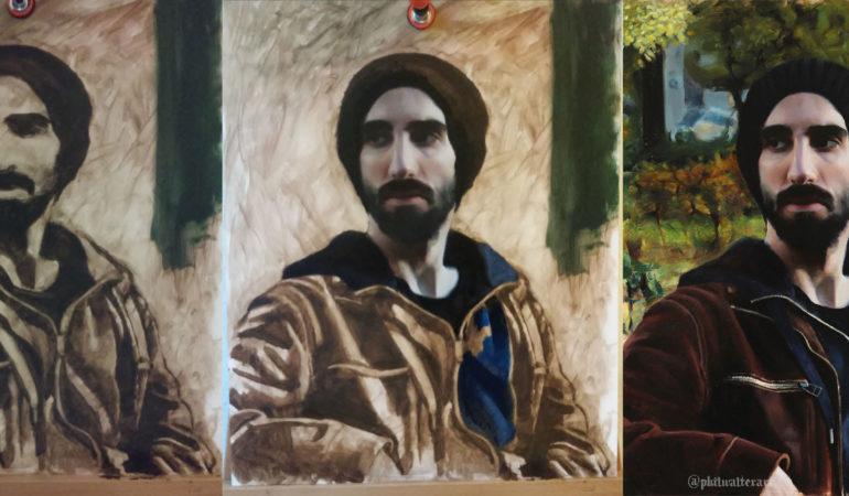 Porträt malen lassen – finde den richtigen Künstler