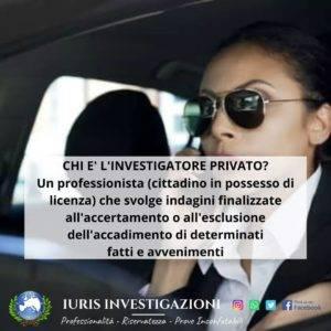 Agenzia Investigativa-Susegana