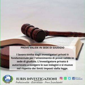 Agenzia Investigativa Podenzano