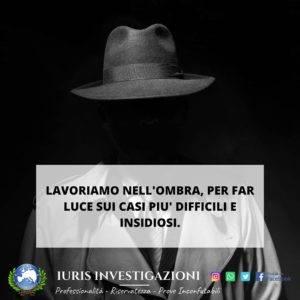 Agenzia Investigativa Sezze Scalo