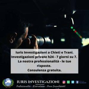 Investigatore Privato-Arco