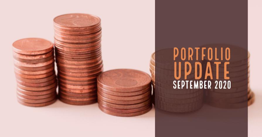 Portfolio Update September