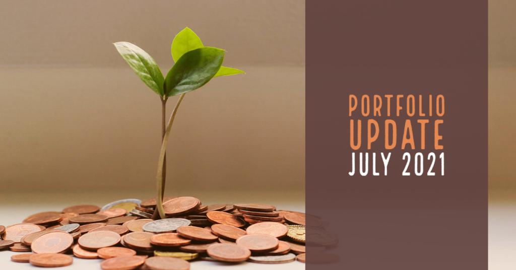 Portfolio Update July 2021