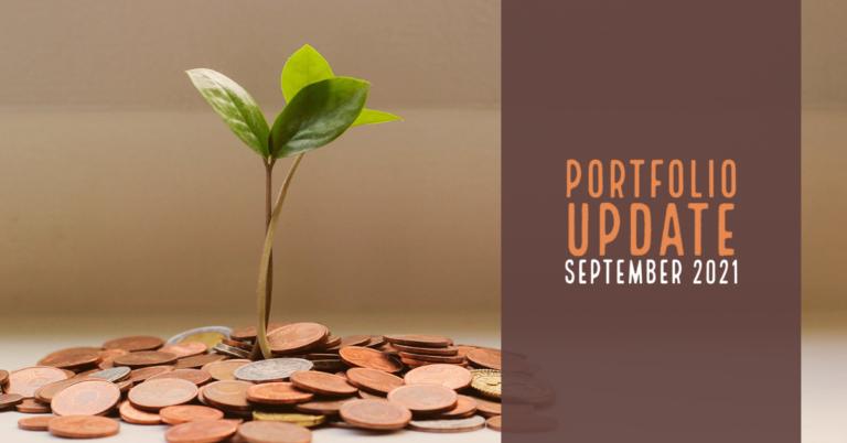 Portfolio Update September 2021