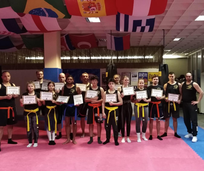 prufung kickboxing okt 2018