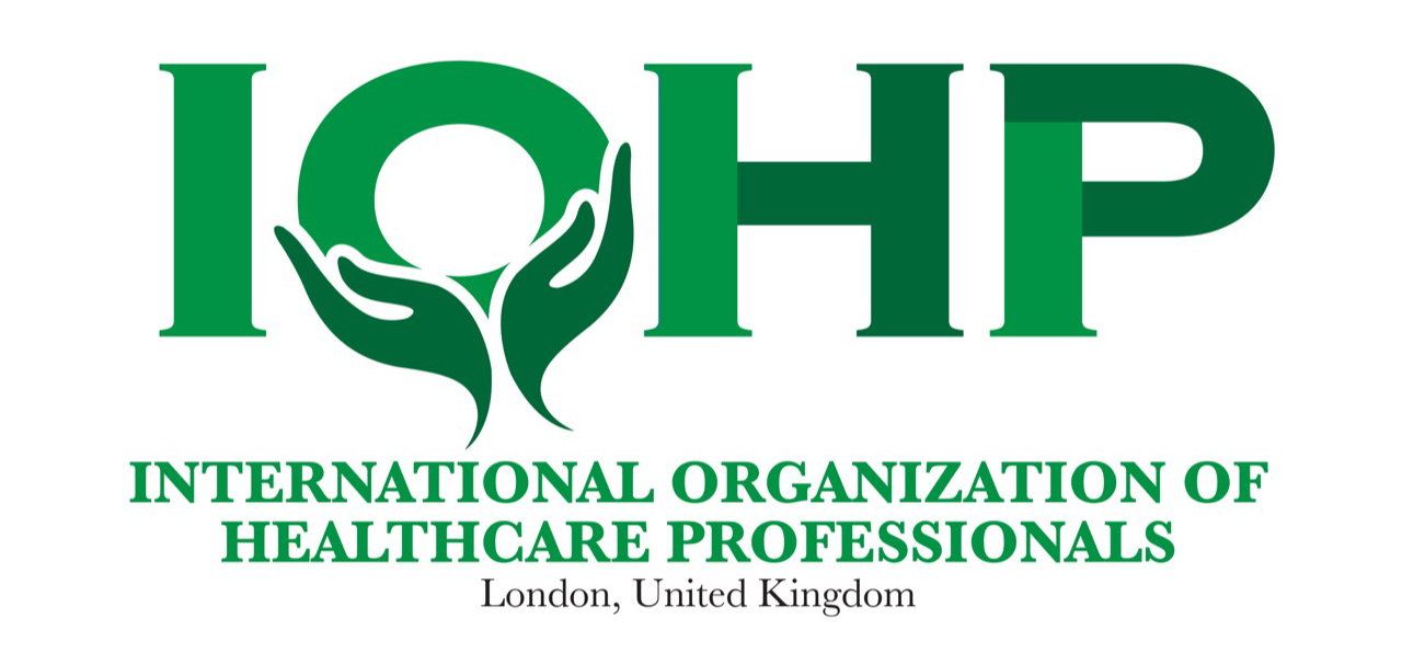 INTERNATIONAL ORGANIZATION OF HEALTHCARE PROFESSIONALS