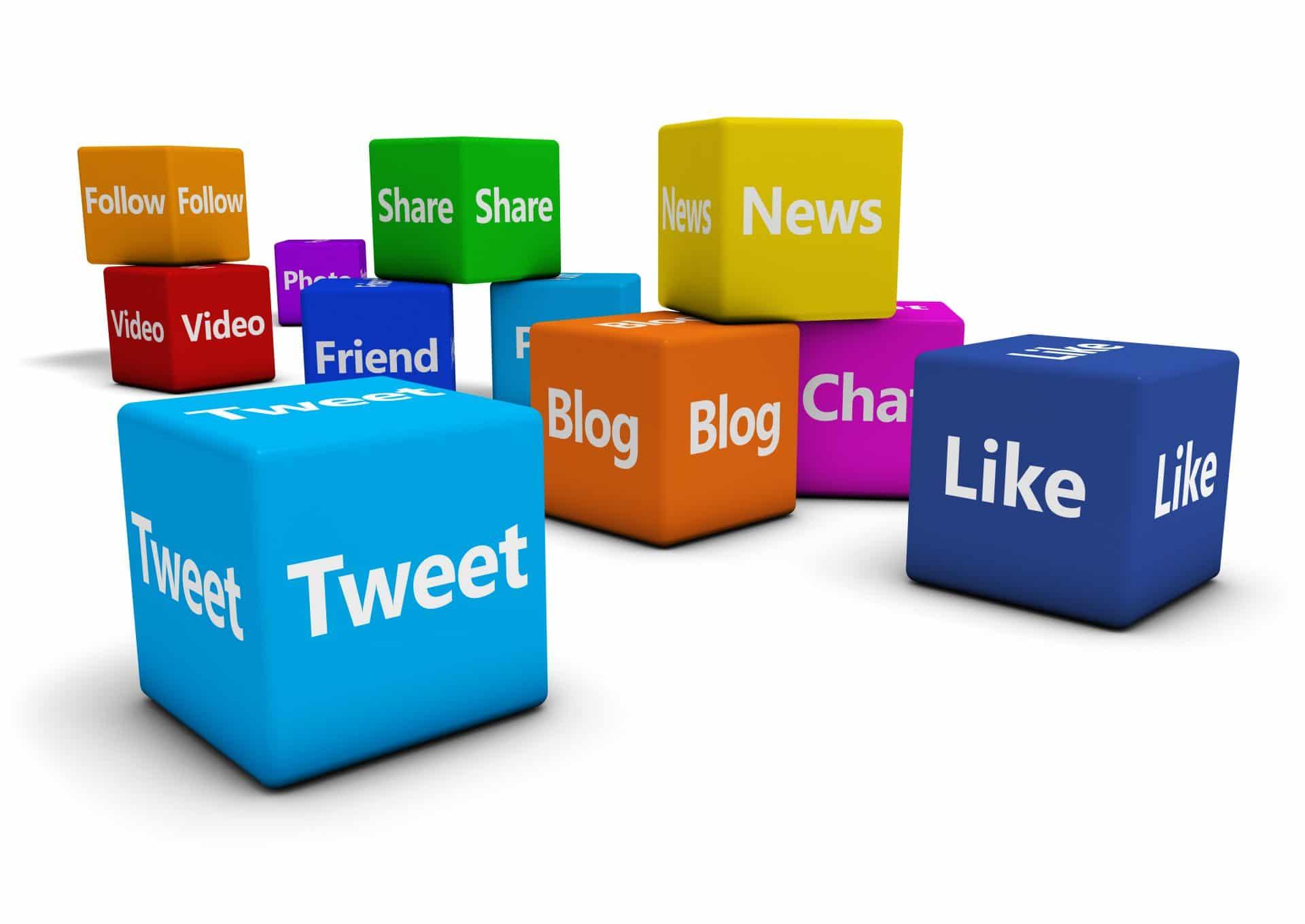 Réseaux sociaux, blogs, Like