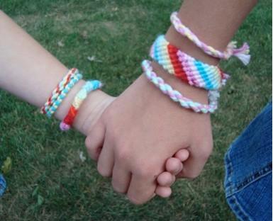 Armbandjes voor jou voor mij voor iedereen