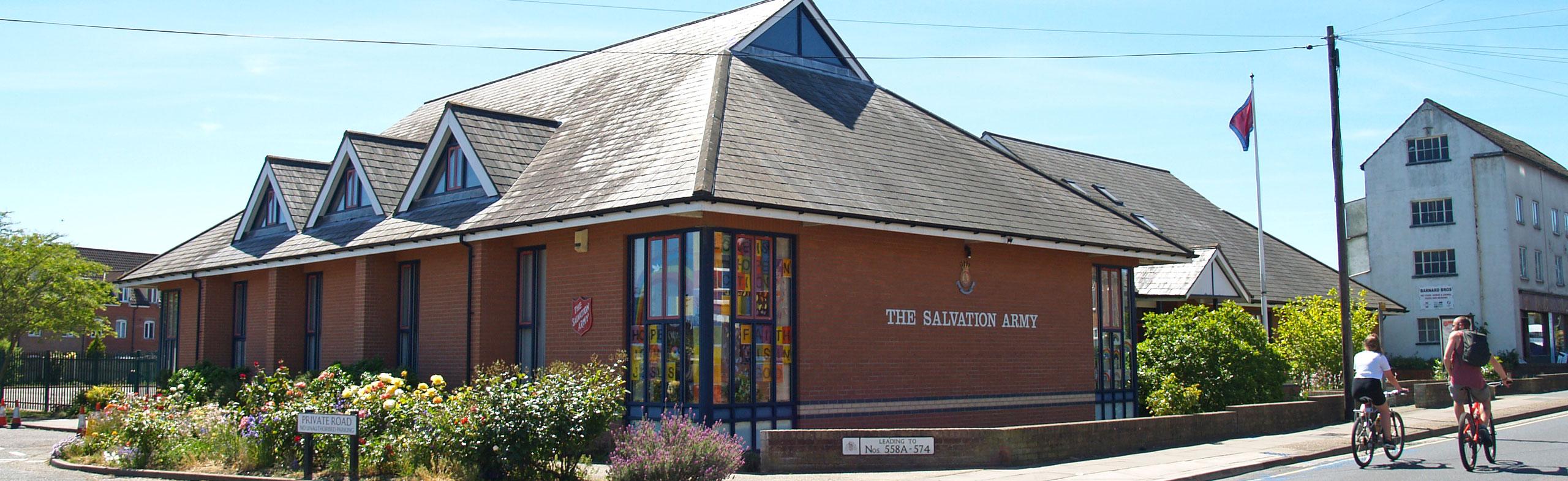 The Salvation Army - Ipswich Citadel