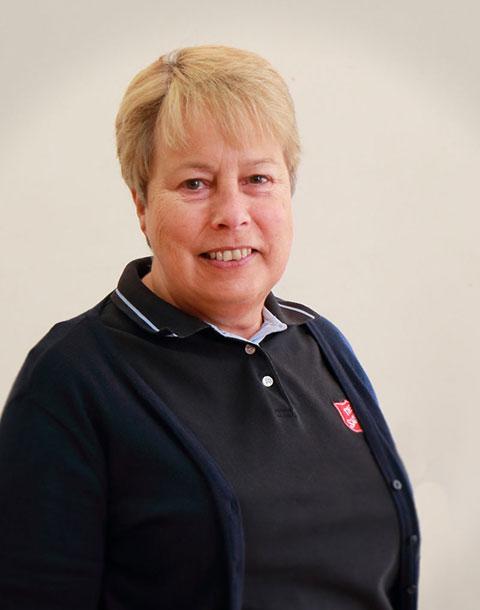 Glenys Pratt - The Salvation Army - Ipswich Citadel