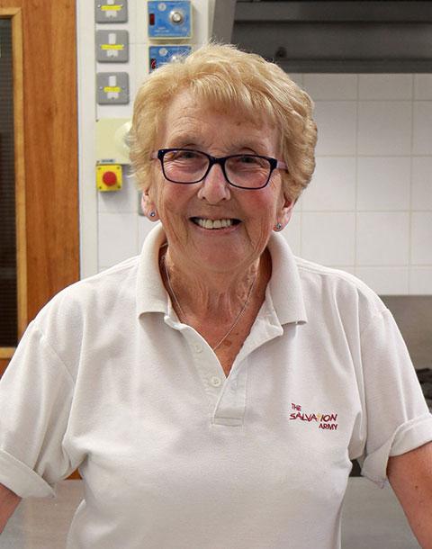 Liz Podd - The Salvation Army - Ipswich Citadel