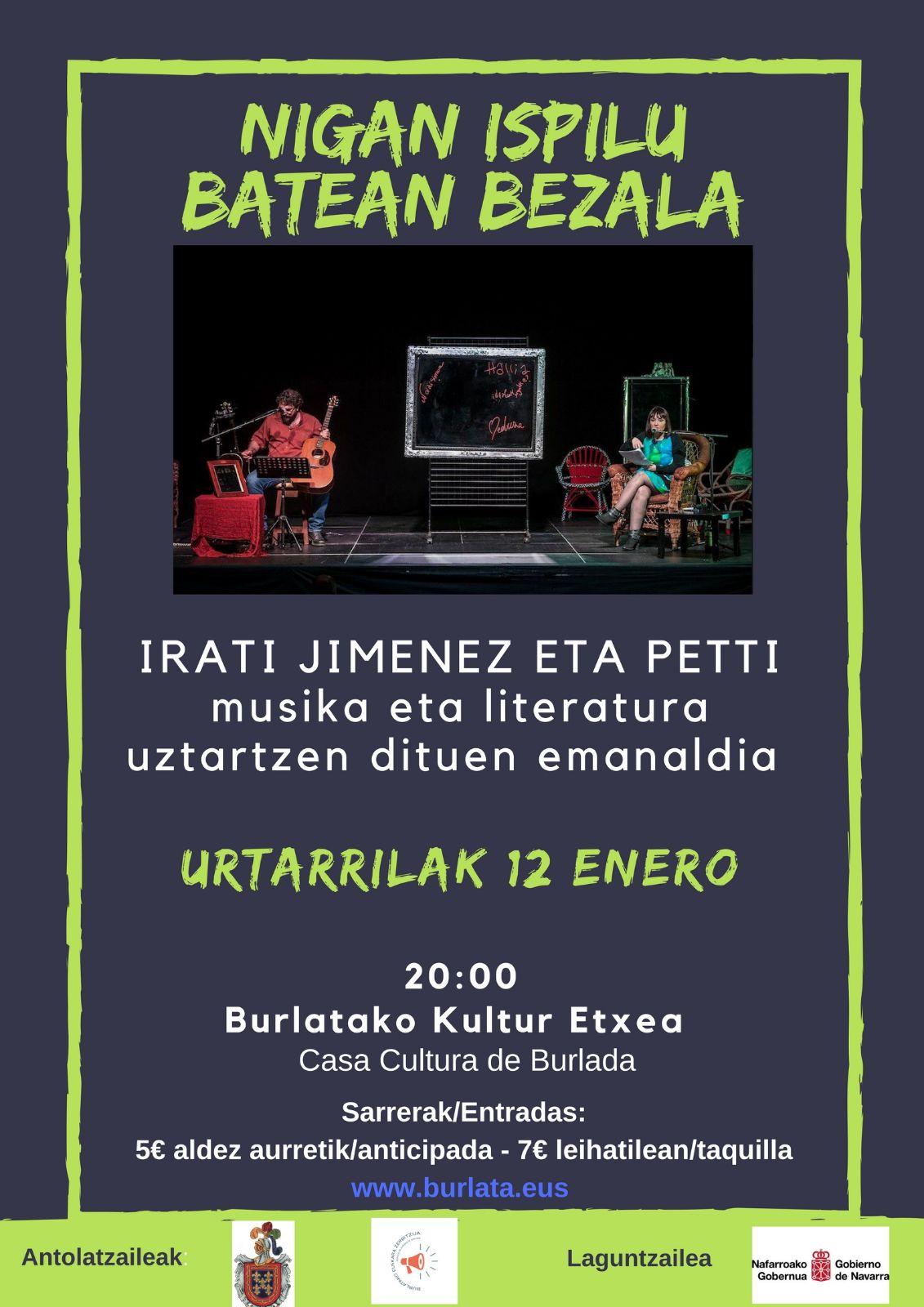 Emanaldia @ Burlatako Kultur Etxean