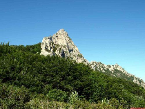 Peña del Castillo (1.432m)- Mintzakide Mendi taldea
