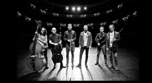 Harian: Eñaut Elorrieta&Kaabestri String Ensemble @ Burlatako Kultur Etxea.