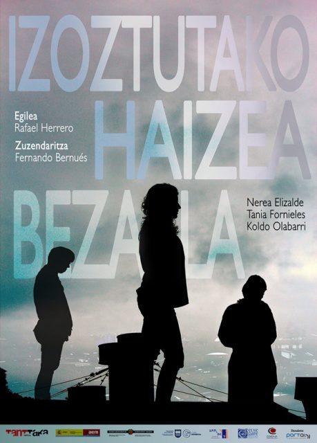 """Antzerki Aroa 2019: """"Izoztutako haizea bezala"""" @ Nafarroako Antzerki Eskola."""