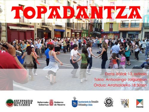 TOPADANTZA @ Antsoaingo jaigunean