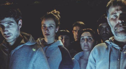 ZALDI URDINA- ANTZERKI AROA 2019 @ Gayarre Antzokia