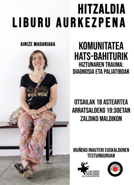 Ainize Madariaga-Zaldiko Maldiko