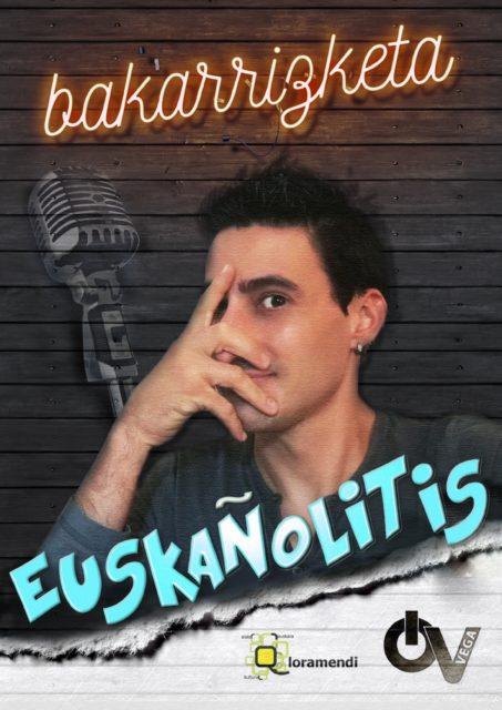 EUSKAÑOLITIS @ LESAKAKO ALONDEGIAN
