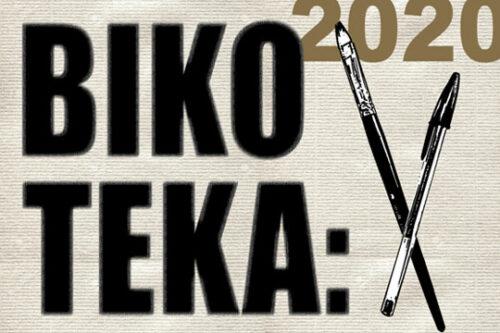 BIKOTEKA izen emateko deialdia irekia ABENDUAREN 4 ARTE @ administrazioa@galtzagorri.eus