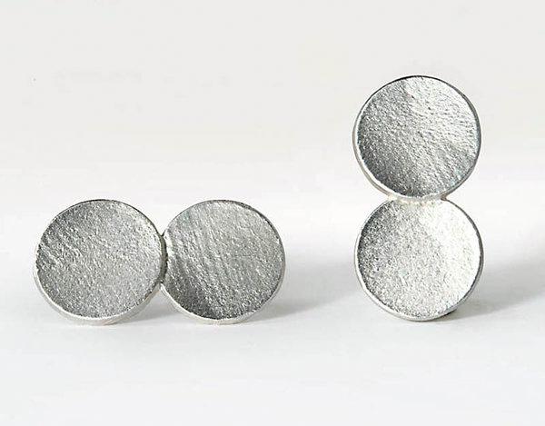 Kuschek, Earrings, Isabella Hund Gallery