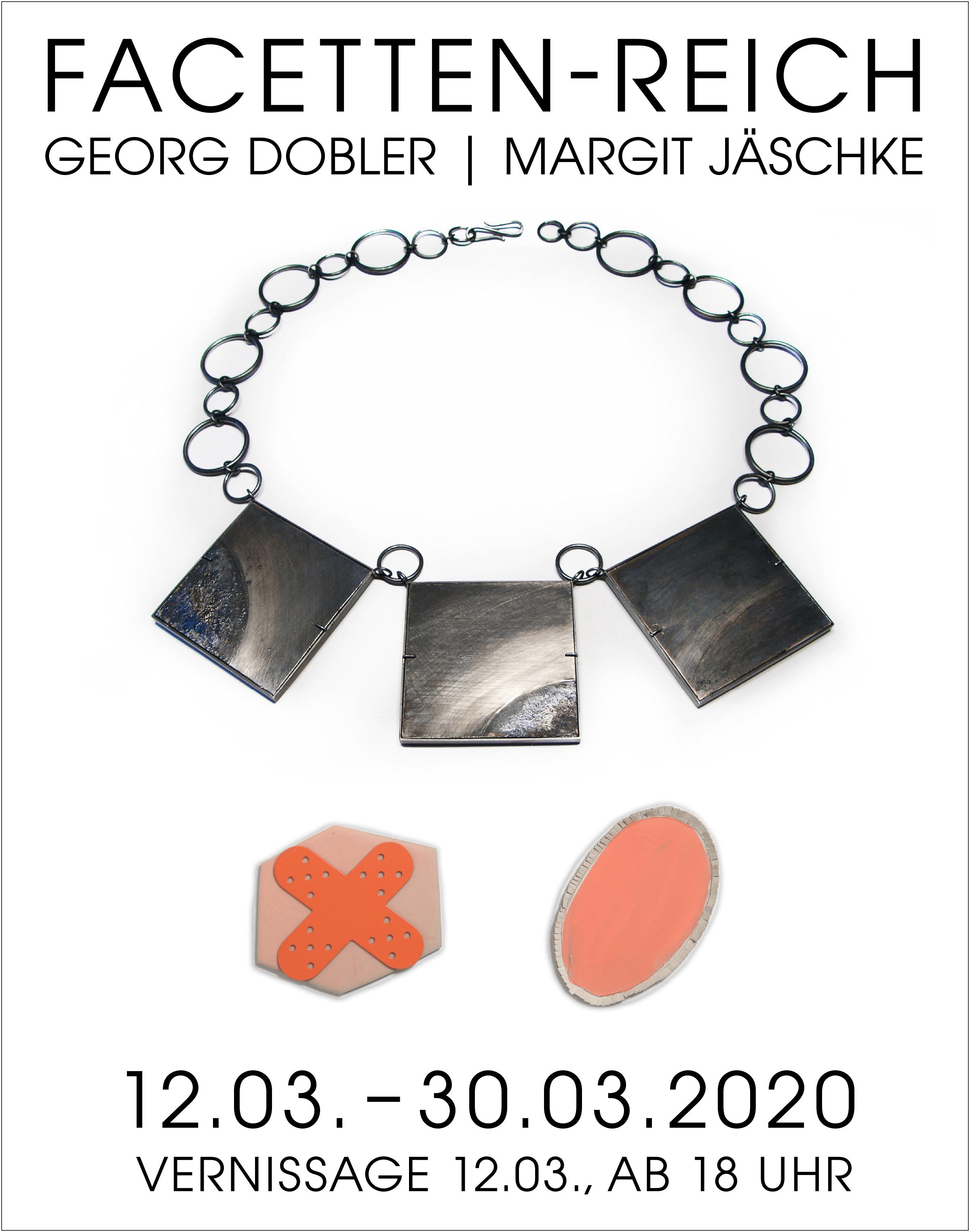 FACETTEN-REICH GEORG DOBLER & MARGIT JÄSCHKE